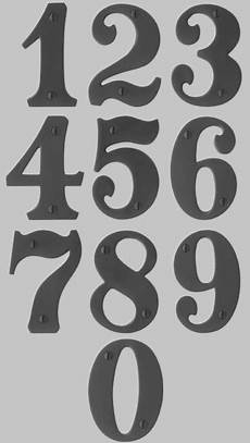 Numbers Font Forum Gt House Number Font Number Fonts