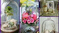 cloche decorating ideas bell jar home decor ideas