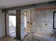 Sturz Einbauen Außenwand - mauer entfernen und stahltr 228 ger einziehen bautechniker krohn