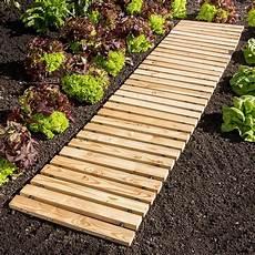 Gartenweg Aus Holz - beckmann laufsteg aus l 228 rchenholz 200 x 29 x 2 cm fkf