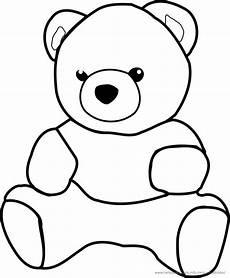 Malvorlagen Easy Ausmalbilder Teddy Ausmalbilder F 252 R Kinder