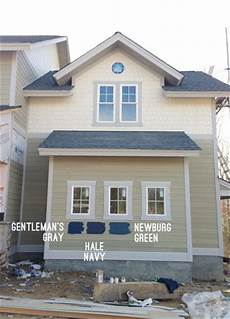 picking an exterior paint color house love
