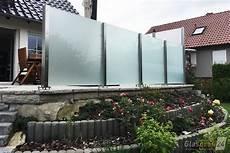 Terrassen Windschutz Glas - windschutz f 252 r die terrasse glasprofi24