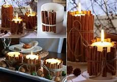decorazioni con candele decorazioni natalizie con arance e cannella la figurina