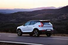 2019 volvo xc40 reviews and rating motor trend
