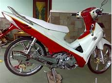 Supra Supermoto by Modifikasi Honda Supra X 125 Minimalist Concept Bike