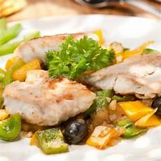 Fisch Richtig Braten - bratfisch auf paprikagem 252 se rezept fisch braten