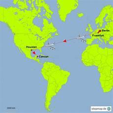 köln frankfurt entfernung flug berlin cancun alpinum landkarte f 252 r nordamerika