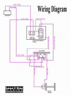 wiring loom for anchor winch suits boats up to 5 5 metres