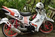 Modifikasi Shogun Sp 125 Tahun 2005 by Tilan Modifikasi Keren Shogun Sp 125 Kabarmotor