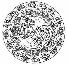 Malvorlagen Mandala Fische 17 Best Images About Fish Coloring Pages On