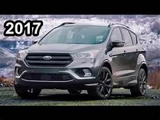 nouveau ford kuga 2017 2017 ford kuga interior exterior and drive