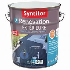peinture pour exterieur peinture de r 233 novation pour ext 233 rieur syntilor 4l gris
