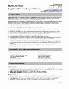 resume help kitchener ontario hans a casteels supply chain and procurement management