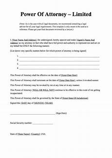 power of attorney form free download what is power of attorney