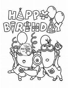 Malvorlage Minion Geburtstag Malvorlage Minion 08 Bastelideen Minions Geburtstag