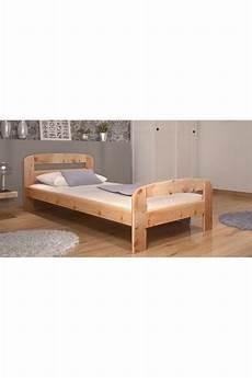 letti singoli in legno letto singolo in legno di pino massello diego 200x90 cm