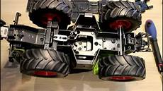 Malvorlagen Claas Xerion Rc Rc Claas Xerion Build Part 1 Dismantling The Rc Car And