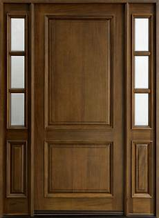 Single Door Doors by Entry Door In Stock Single With 2 Sidelites Solid Wood