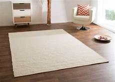 Teppich Schurwolle Creme - handwebteppich handwebteppiche aus schurwolle baumwolle