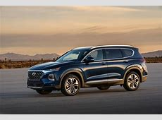 2019 Hyundai Santa Fe It no longer feels the need to point