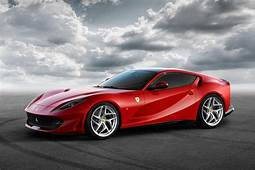 New Ferrari 812 Superfast Arrived To Replace F12