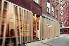 gm casa store apc noho store outside facade gm 건축 인테리어 et 옹벽