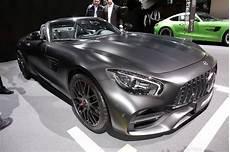 Mercedes Amg Gt C Roadster Edition 50 Joyeux
