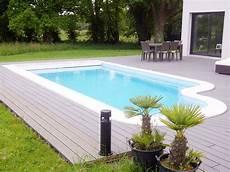 piscines coques hors sol piscine coque pr 233 lude 79 de la marque excel piscines