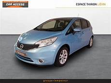 Nissan Note 1 5 Dci 90ch Connect Edition Diesel De 2015