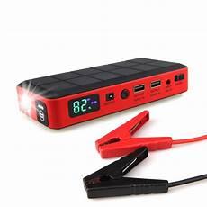 car rover car power bank jump starter 12v mini portable