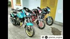 Tiger Modif Herex by Modifikasi Honda Tiger Herex