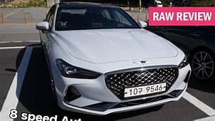 Genesis G70 Tour And Review Of EVERY Option Flat Grey
