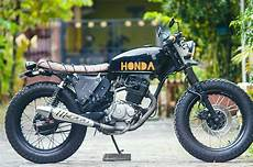 Gl 125 Modif by Gl 125 Modif Cafe Racer 1stmotorxstyle Org
