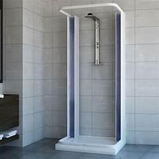shower enclosure plastic pvc 3 sided 800x900 3 sided