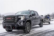 farewell to winter in the 2019 gmc at4 vue magazine