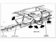 ford truck fuel system diagram 1989 ford f150 fuel system diagram wiring diagram database