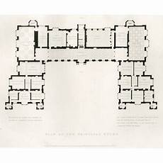 hatfield house floor plan hatfield house hertfordshire plan of the principal floor