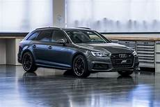 abt s audi s4 avant is hungry for power carscoops