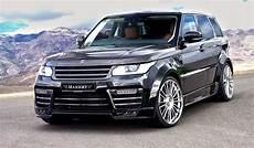 range rover mansory 2014 mansory range rover sport concept sport car design