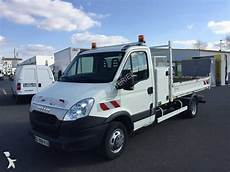 Utilitaire Benne Iveco Daily 35c13 4x2 Gazoil Occasion N