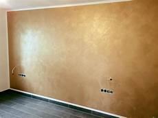 Wand Metallic Effekt - mit mustertapeten effekt lasuren oder spachteltechnik