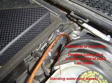 automotive air conditioning repair 2003 audi tt windshield wipe control how to clean 2002 audi a6 cowl drain how to clean a clogged windshield drain keepers