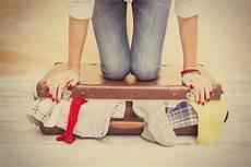 Koffer Richtig Packen So Sparen Sie Viel Platz