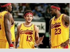 delonte west gloria james picture