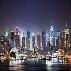 Beibehang Custom Wallpaper 3d New York City View
