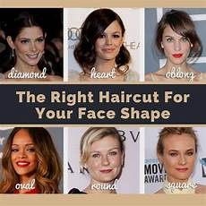 how to choose the right haircut for your face shape beauty tips