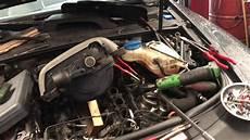 Audi Fuel Pressure Regulator Problem Fix
