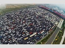 25 lane highway china