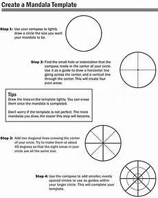 mandala pattern worksheet 15928 welcome to dover publications create a mandala template freebies mandalas coloringpages
